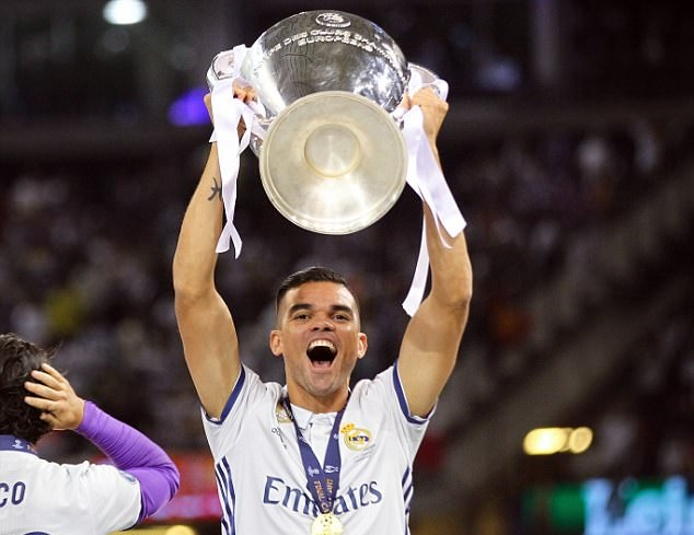 Pepe Confirms – 'It is clear that I will not continue at Real Madrid'