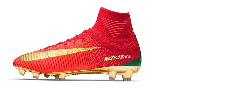 Ronaldo Nike Boot