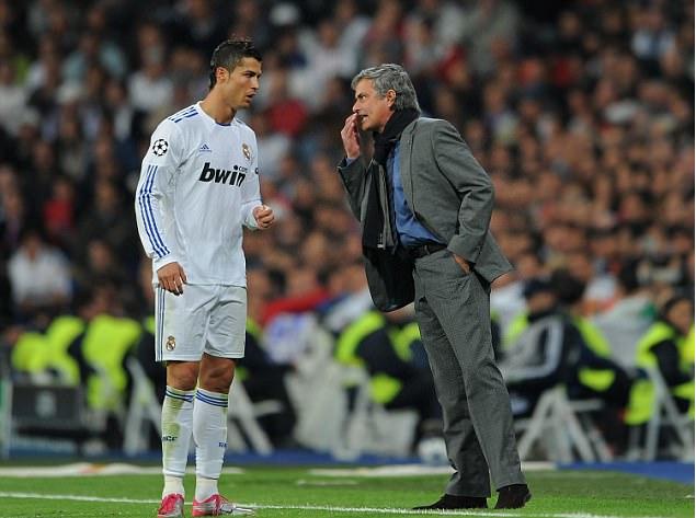Mourinho has shut the door on Ronaldo's return to United