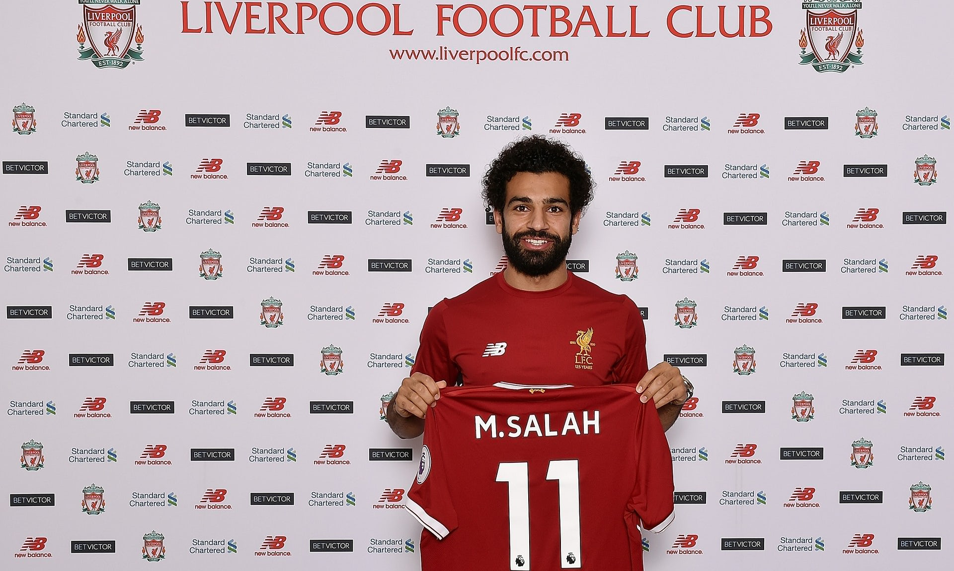 5cf731a0bfd Liverpool complete record £36.9m signing of Mohamed Salah - Latest ...