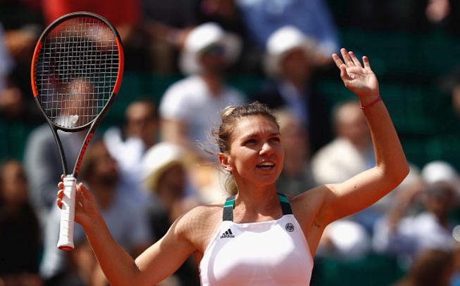 French Open: Lucky Simona Halep scrape through to Semis