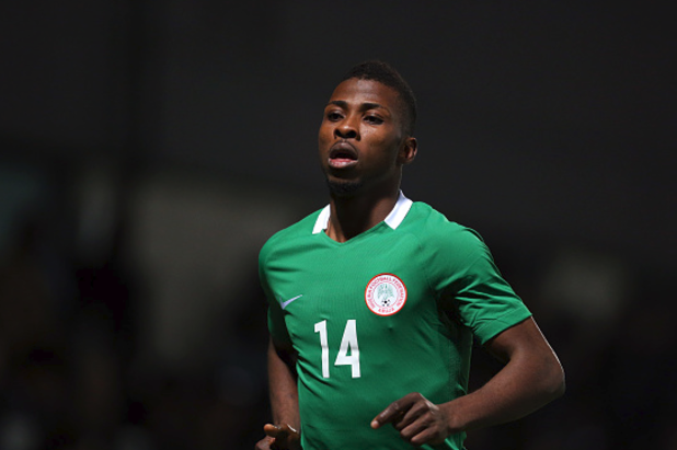 Iheanacho the Great! South African Defence plans to tame in form Striker