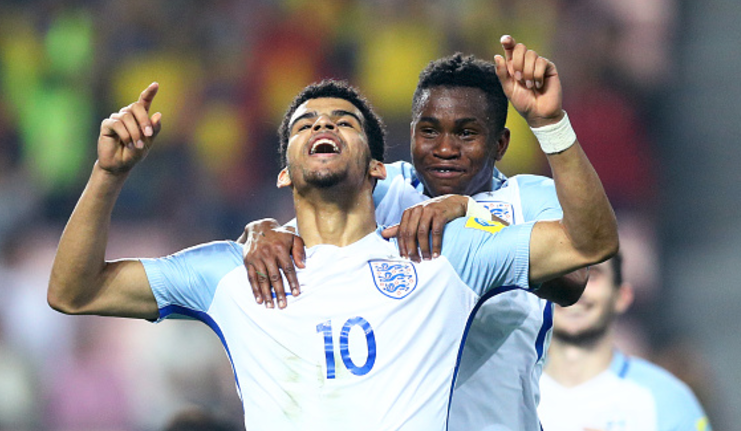 Solanke, Lookman fire Young Lions to U20 World Cup Final