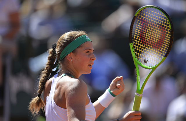 French Open 2017: Jelena Ostapenko beats Timea Bacsinszky to reach final