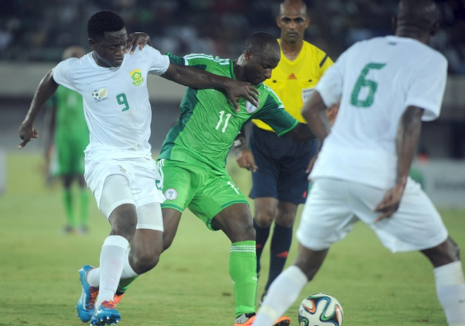 Super Eagles out to Avenge 2015 Afcon disappointment – Pascal