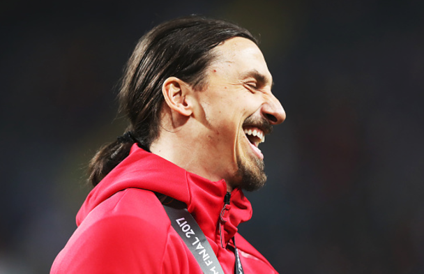 Usain Bolt begs Manchester United to re-sign Zlatan Ibrahimovic