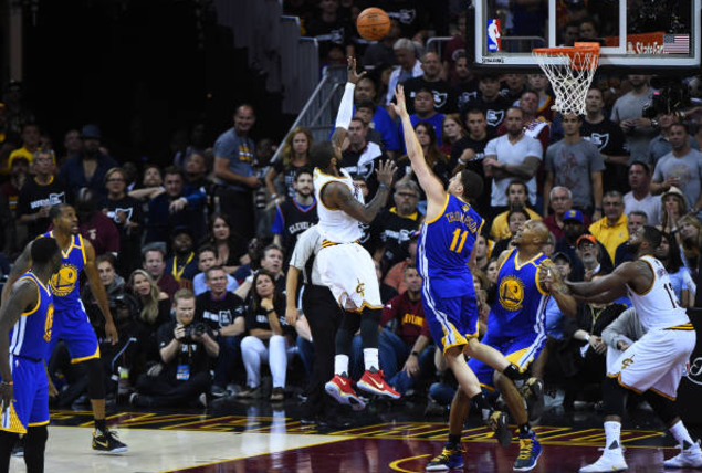 Cavaliers beat Warriors 137-116 in Game 4 to stay alive in NBA Finals
