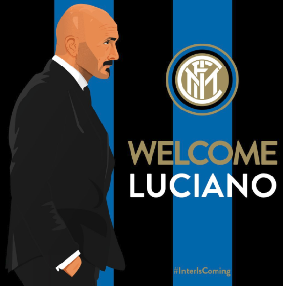 Luciano Spalletti's track record hints he can be successful at Inter Milan