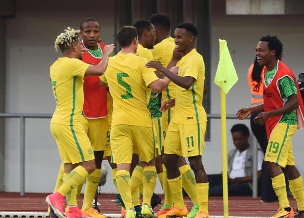 Bafana Bafana, Super Eagles, 2019 Africa Cup of Nations qualifier
