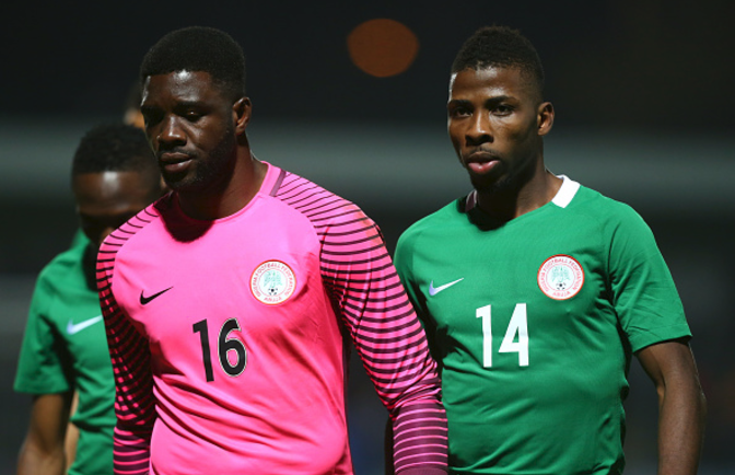 """""""I am not contracted to the national team,"""" Akpeyi reacts to Super Eagles snub"""