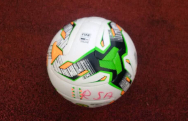 """Unnamed Eagles Player Blames Match balls """"Allegedly"""" brought in from South Africa"""