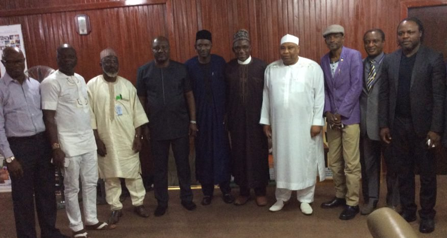 It's a Lie! NFF Chief Denies Rift Between Technical Committee and Super Eagles Coach