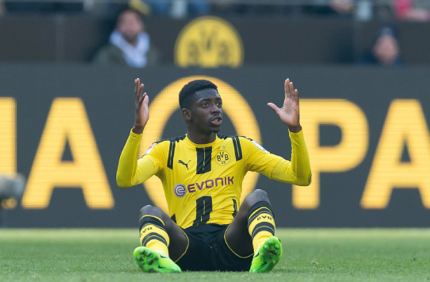 Ousmane Dembélé will seek His Mum's advice on next Move