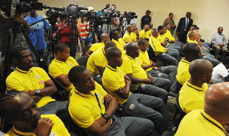 2019 Afcon Qualifiers: Bafana will Come for Three Points – Babatunde