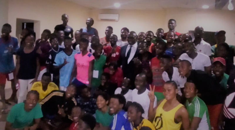 "Commonwealth Youth Games: Dalung Assures Athletes of camp allowances ""without complaints"""