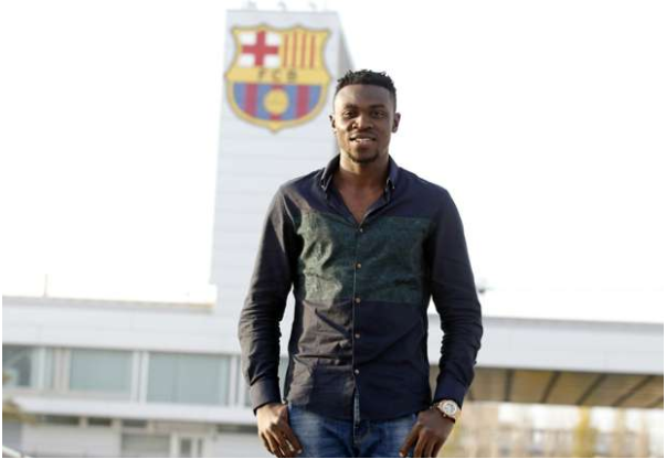 Ezekiel Bassey hopeful of FC Barcelona Extension