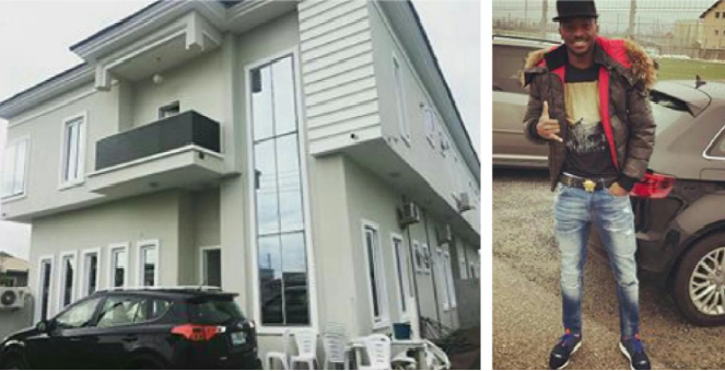 Kayode Dedicates Mansion In Lagos