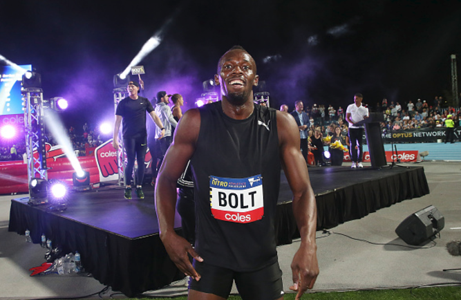 Usain Bolt tells rivals: I'm still the man to beat