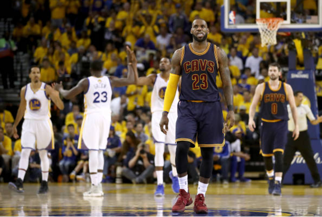 LeBron James: My turnovers and Kevin Durant the reasons for loss