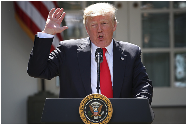 The Paris Accord : When Trump went Low, Eagles went High