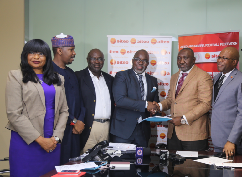 AITEO extends partnership with NFF to Federation Cup