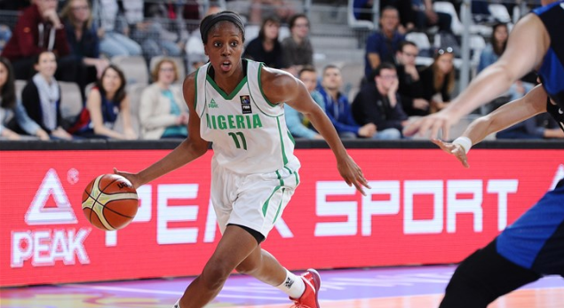 Elonu keen to help Nigeria qualify for FIBA Women's Basketball World Cup 2018