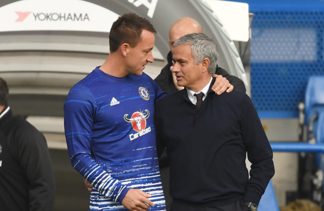 Mourinho had me Injected the whole Season – Mourinho