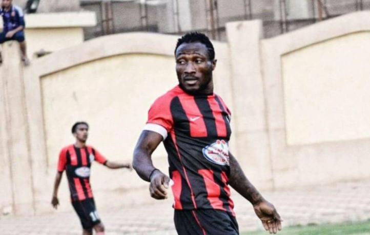 Ghanaian Striker lands in trouble over 'Transfer scam'