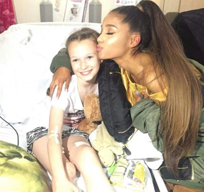 Manchester Attack: Ariana Grande Returns for Benefit Concert