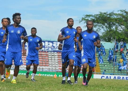 Enyimba 1-0 Plateau United: Abalogu's goal settles Calabar contest