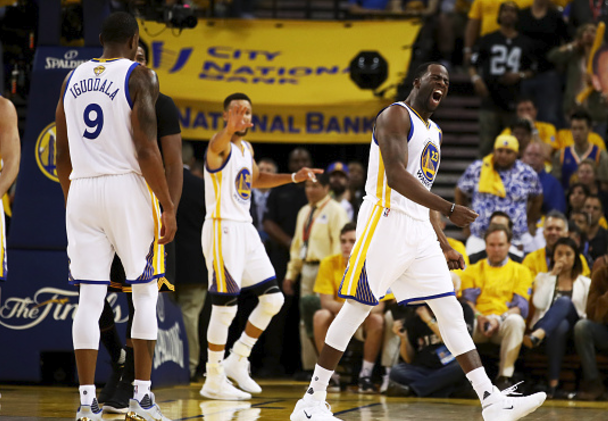 NBA finals: unstoppable Warriors beat stunned Cavaliers in Game 2