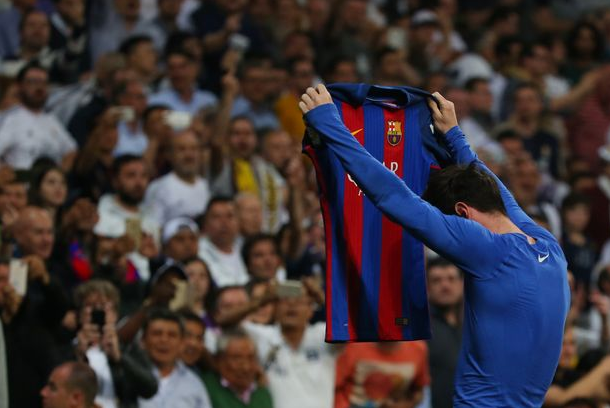 """I like to watch Messi Play"" – Cristiano Ronaldo"