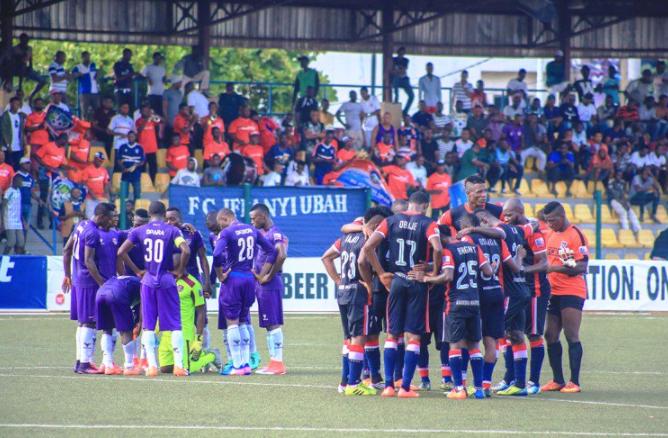 NPFL Matchday 22 Report: Leaders Plateau United hit snag, MFM win
