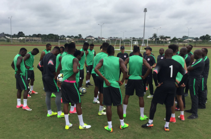 Avoid the Mind Games, Austin Mgbolu cautions Super Eagles