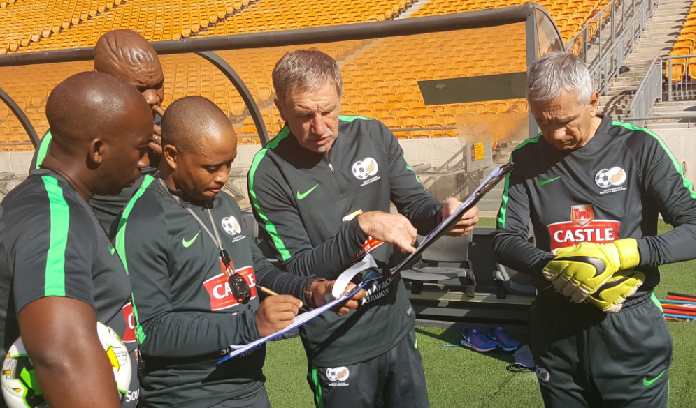 South Africa's Baxter Reveals Plan To Stop Eagles From Playing