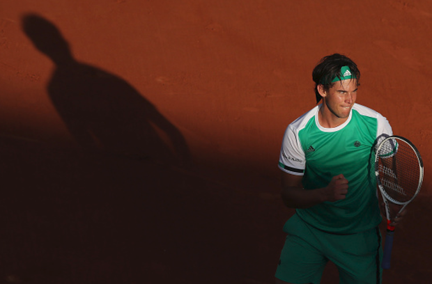 French Open: Dominic Thiem Shocks Djokovic in Straight Sets Win