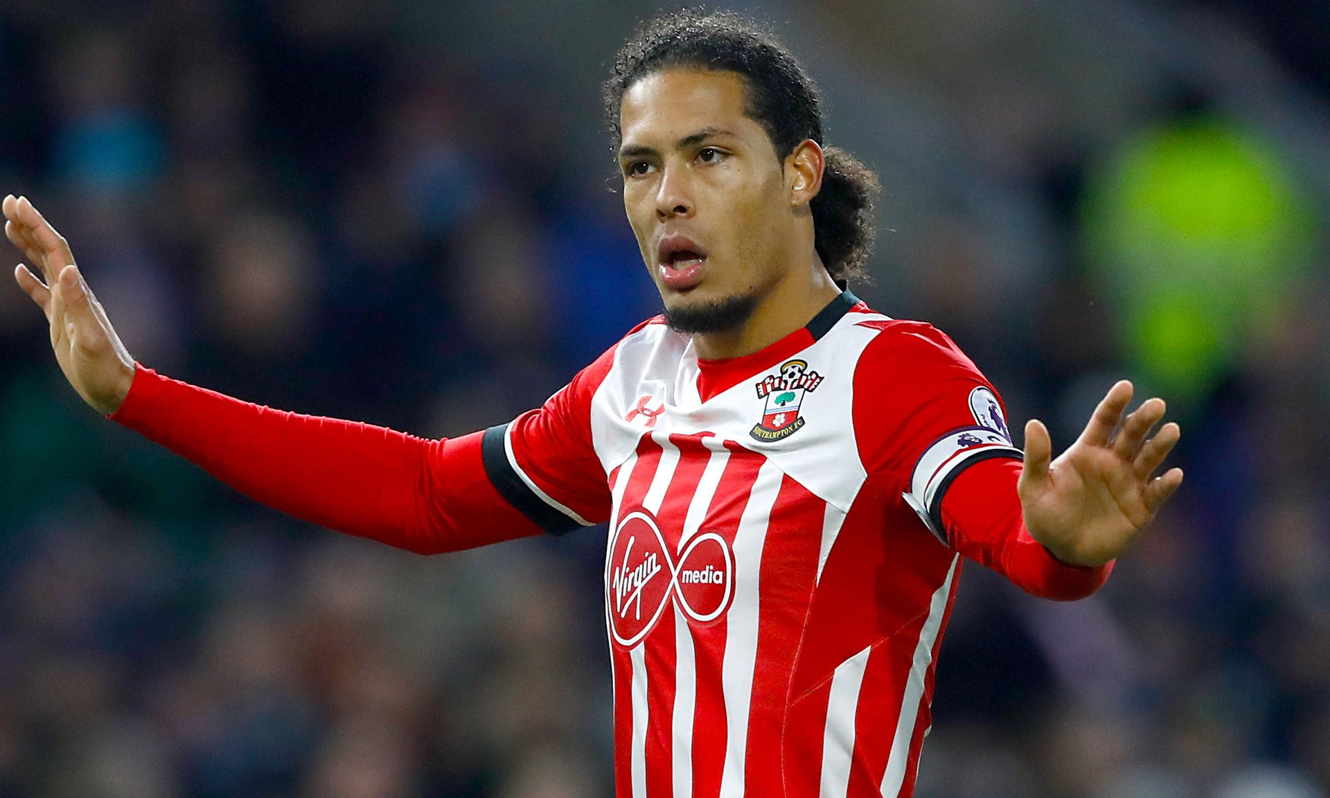 Liverpool's approach to Virgil Van Dijk creates controversy