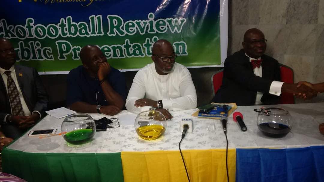 Pinnick: NFF to commission six mini secretariats this year