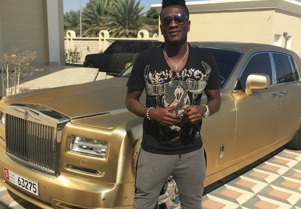 Ghana's richest player Asamoah Gyan plans to live modest life after football