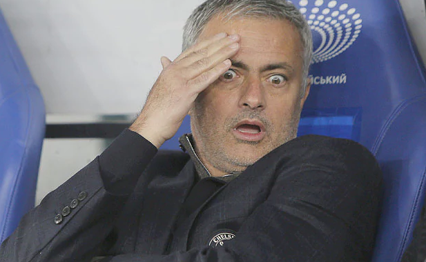 TAX FRAUD AGAIN! Jose Mourinho accused of £2.9m tax fraud during his time at Real Madrid