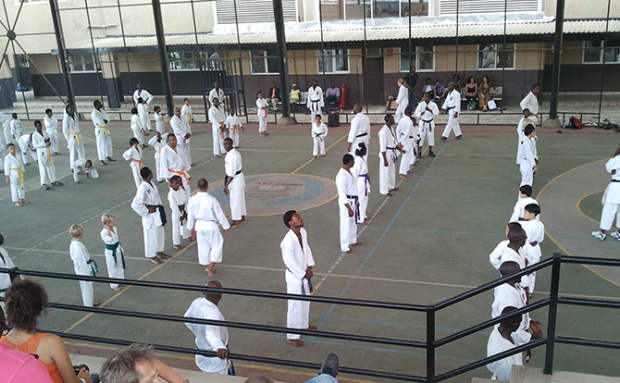 Nigeria Karate athletes will feature at the 2020 Tokyo Olympics says Agara
