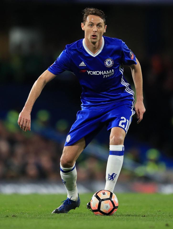 Matic is set to reunite with Mourinho