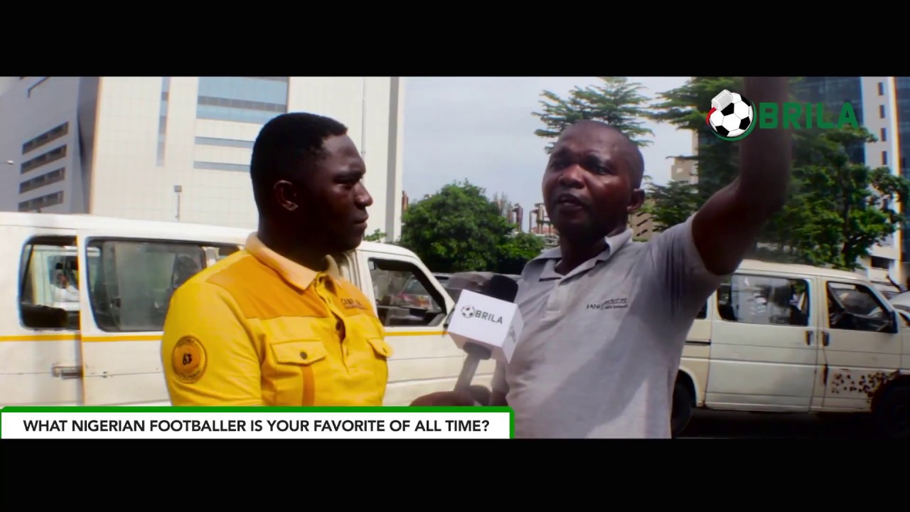 Man talks passionately about Rashidi Yekini