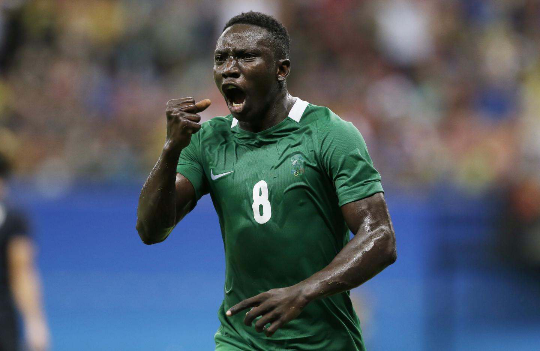 Olanrewaju, Etebo talks tough ahead of AFCON qualifiers