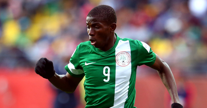 Osimhen: Super Eagles will fight for Qualification