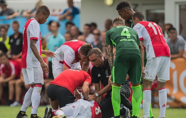 Ajax player Abdelhak Nouri suffers permanent brain damage