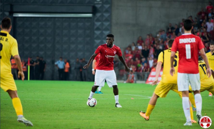 John Ogu sets UCL target after first-leg win against Honved