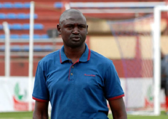Kabiru Dogo targets top spot with Sunshine stars