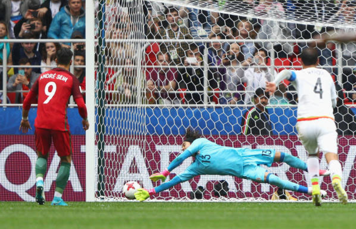 Portugal come from behind against Mexico
