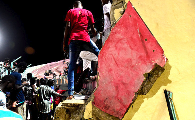 Senegalese federation Punish Club after death of Eight Fans